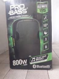 Título do anúncio: CAIXA.pro Bass 800 w rms..