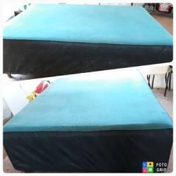 Título do anúncio: Vende-se cama box