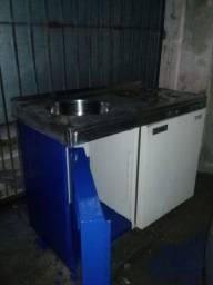 Box para cozinha 3×1