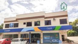 Apartamento com 2 dormitórios para alugar, 60 m² por R$ 820,00/mês - Itoupava Central - Bl