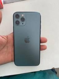Título do anúncio: Vendo iPhone 11 Pro 64gb