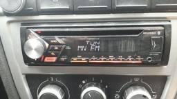 Título do anúncio: Cd Pionner completo com Cd,blutuf, pen draiver e rádio