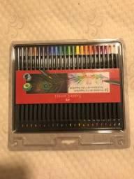 Título do anúncio: Lápis de cor supersoft Faber Castel