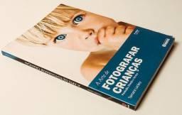 A Arte de Fotografar Crianças Livro Usado