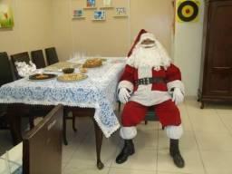 Título do anúncio: Roupa de Papai Noel em veludo.