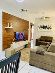 Aluguel apartamento com mobília.