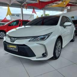 Título do anúncio: Corolla XEI 2.0 branco perola 2021