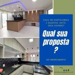 Casa em Hortolândia completa - 02 quartos, suite, ótima localização