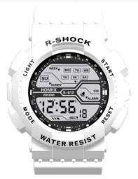 Título do anúncio: Relógio R-shok Resistente dia 12