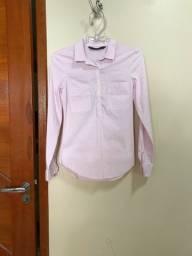Blusa social Zara - PP