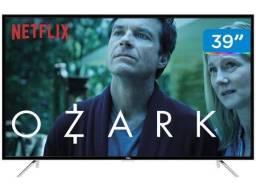 Título do anúncio: TV Smart TCL 39, PARA CONCERTA Leia.