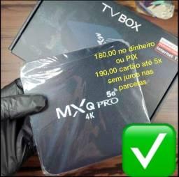 Título do anúncio: TVBOX ou tv BOX