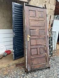 Título do anúncio: Porta de madeira 2,07x0,80