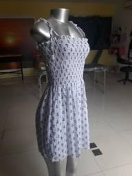 Vestido Lastex (estampas variadas)