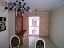 Apartamento com 3 dormitórios à venda, 70 m² por R$ 270.000 - Paulista - Piracicaba/SP