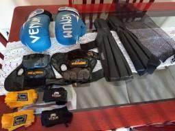Vendo kit de luta