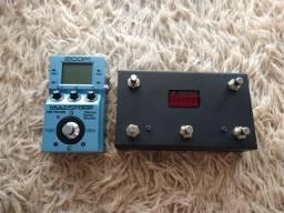 Título do anúncio: Pedal zoom MS70-CDR  e controlador