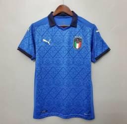 Camisa da seleção italiana