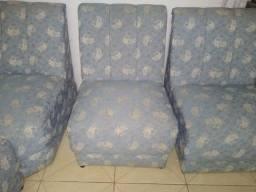 Título do anúncio: Vende se 1 sofá de canto valor 550 reais