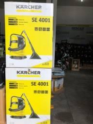 Extratora Profissional Karcher SE 4001 - 1.400W