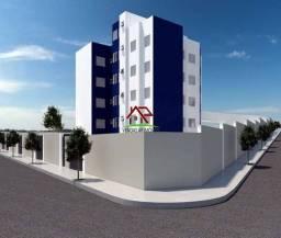 Título do anúncio: Belo Horizonte - Apartamento Padrão - Caiçaras