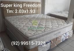 Título do anúncio: SUPER KING FREEDOM