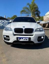 BMW X6 35i 3.0 V6 306CV teto solar 2014