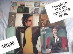 Coleção Lps Nelson Gonçalves