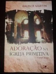 Livro Adoração na Igreja Primitiva