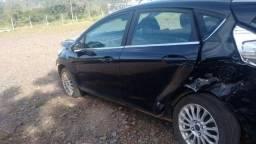 Motor parcial ford new fiesta 1.6 130cvs flex 2014 com nota fiscal