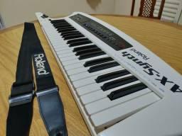 Teclado sintetizador Roland AX-Synth