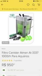 Filtro atman 1000 l/h