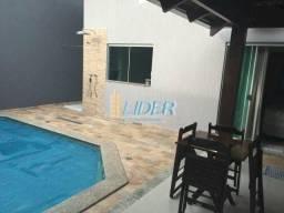Casa à venda com 3 dormitórios em Jardim europa, Uberlândia cod:16955