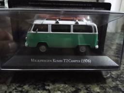 Miniatura Kombi T2 Camper 1976