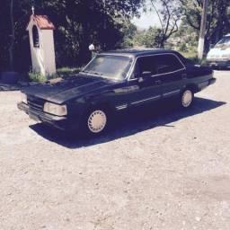 Opala Diplomata SE , 6 cl , preto , impecável , carro pronto para placa preta - 1988