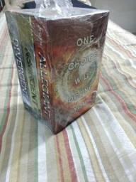 Livros novos em inglês