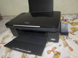 Impressora Epson com Bulk