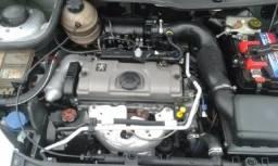 Motor 1.4 - 8V - Flex Peugeot 206