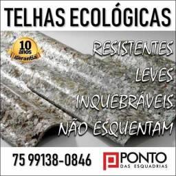 Telha Ecológica 2,20x0,93 Termo-acústica