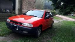 Volkswagen Gol G2 MI Plus 1997 vermelho - 1997