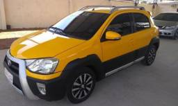 TOYOTA ETIOS CROSS 2014/2014 1.5 16V FLEX 4P MANUAL - 2014