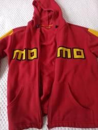 Jaqueta Moletom Momo