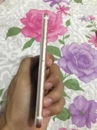 Troco Iphone 7 128GB Rosa