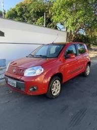 Fiat Uno Vivace 2012 4 portas Completo de tudo - Repasse - 2012