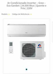 Arcondicionado 24 mil btus inverter
