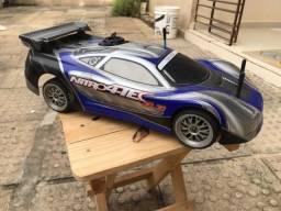 Nitro 4Tec 3.3 Traxxas Automodelo