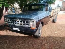Caminhao ford f4000 - 1986