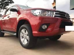Toyota Hilux 2.8 Tdi Srv Cab. Dupla 4x4 Aut. 4p - 2018