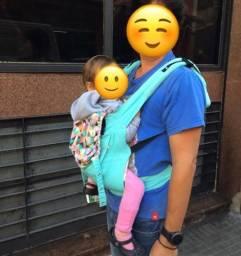 Carregador de bebê ergonômico mochilik
