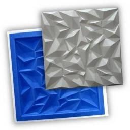 Gesso 3D ,forma de EVA com encaixe plastico